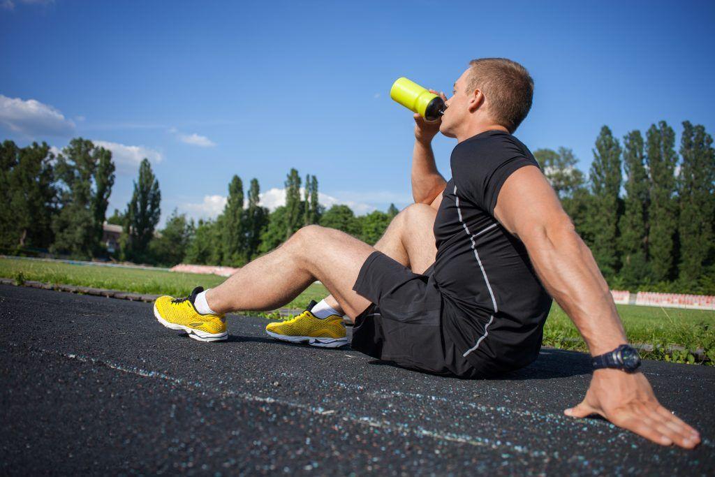 co pić po bieganiu?