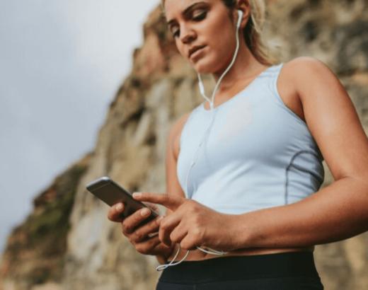 najlepsze słuchawki do biegania