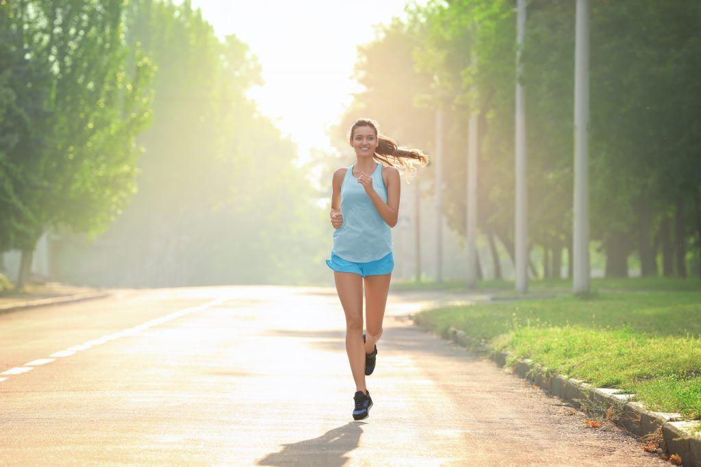 spódniczka do biegania