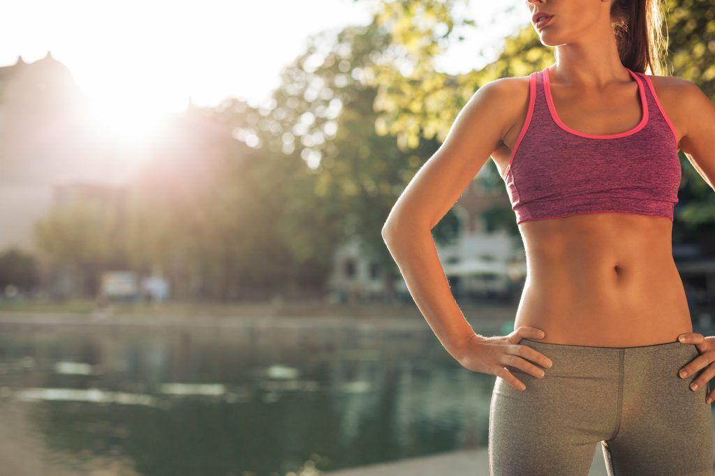 Ćwiczenia na brzuch dla biegaczy