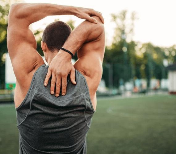trening pleców dla biegacza