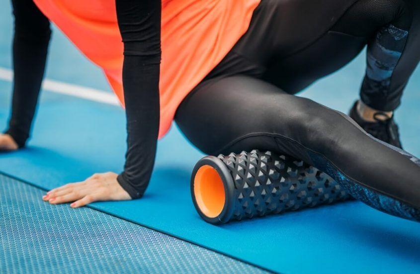 Rolowanie mięśni – 8 ćwiczeń, które musi znać każdy biegacz