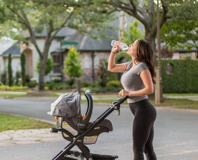Ćwiczenia po porodzie dla biegających mam