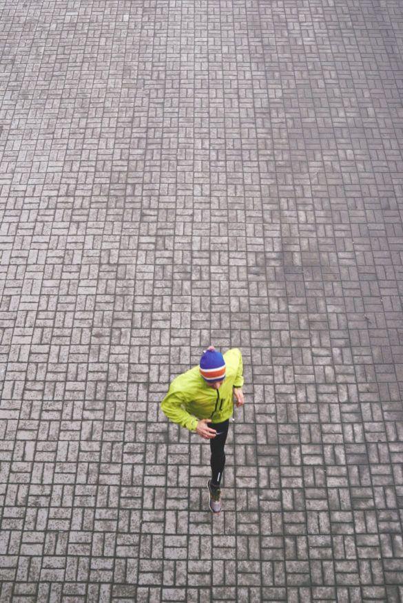 bieganie w smogu