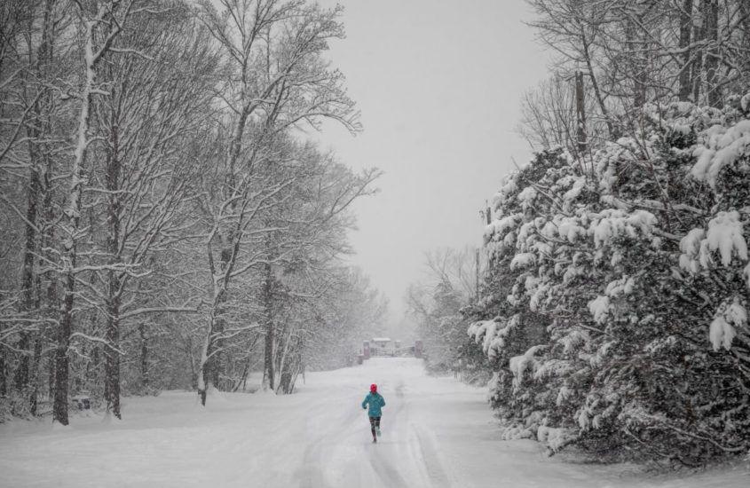 Buty do biegania zimą – jak wybrać odpowiedni model?