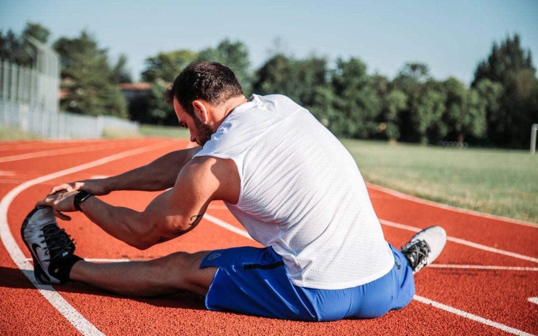 ćwiczenia na rozciąganie dla biegaczy
