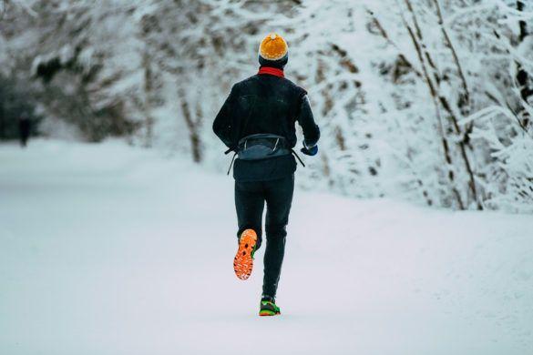 buty bieganie zima