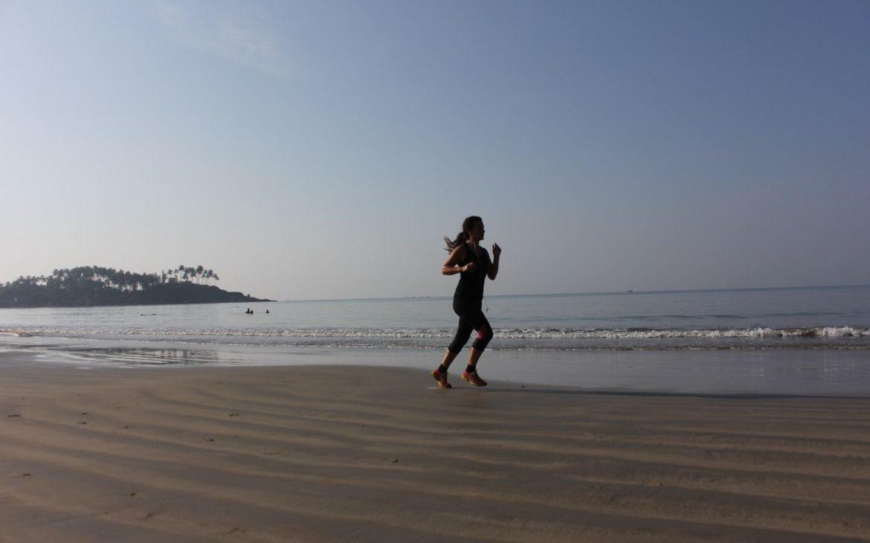 na co działa bieganie