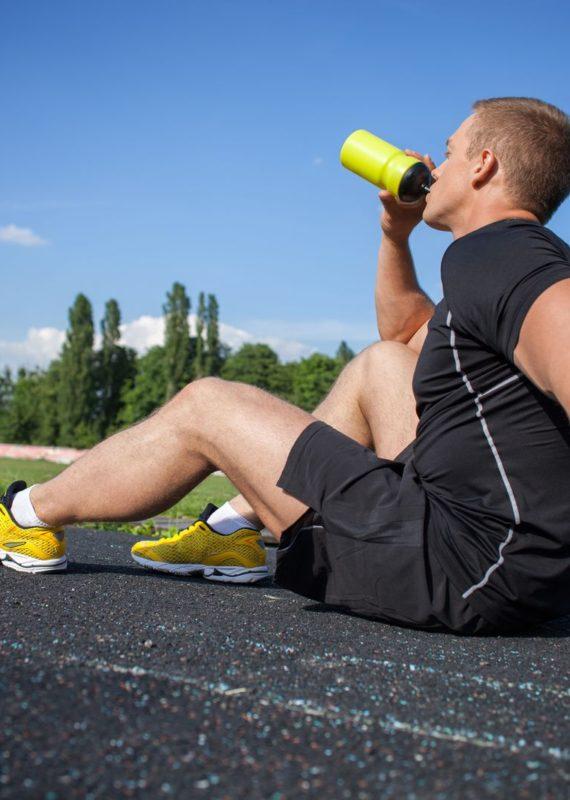 co pić podczas treningu, a co pić przed treningiem