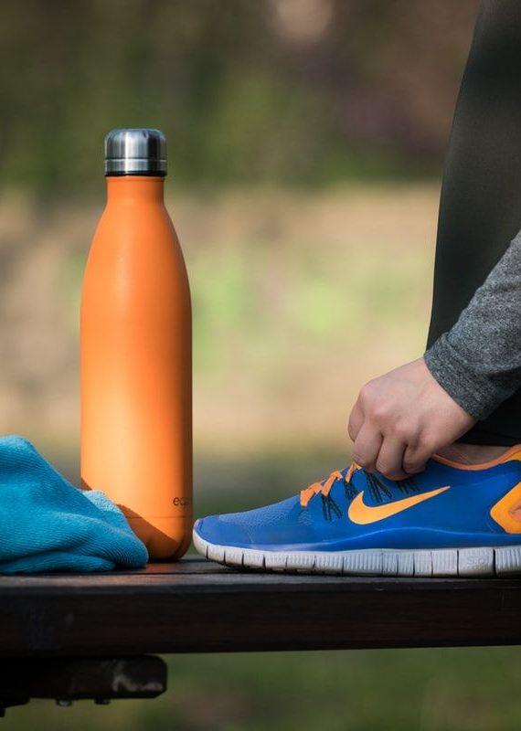 co pić podczas biegania
