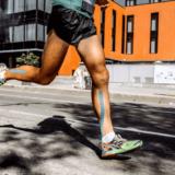 mięsień czworogłowy u biegaczy