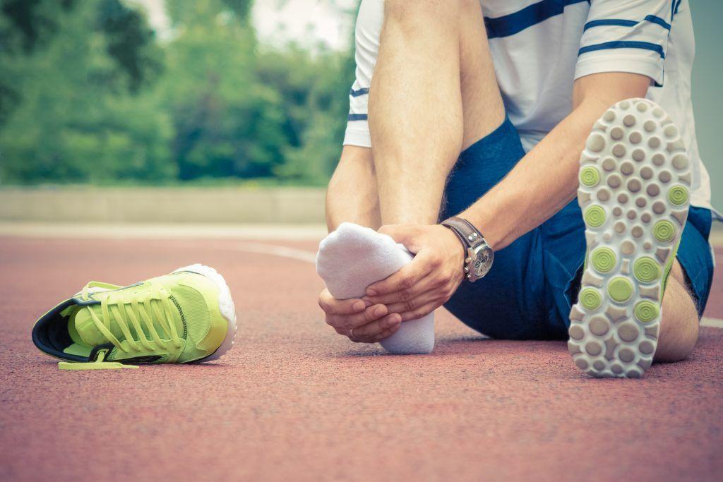 Jak dbać o stopy biegacza?
