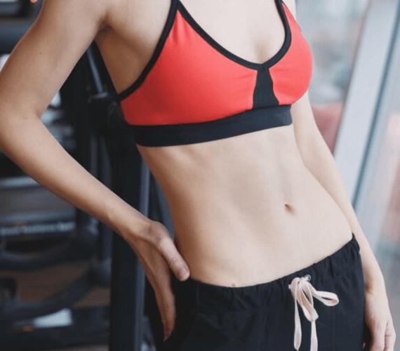 mięśnie brzucha u biegaczy