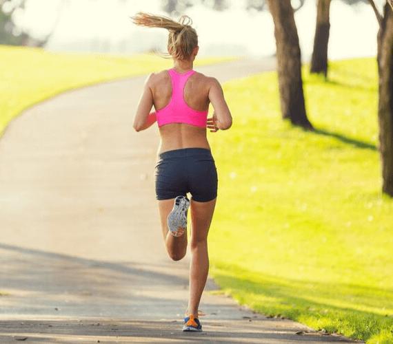 spódnica do biegania