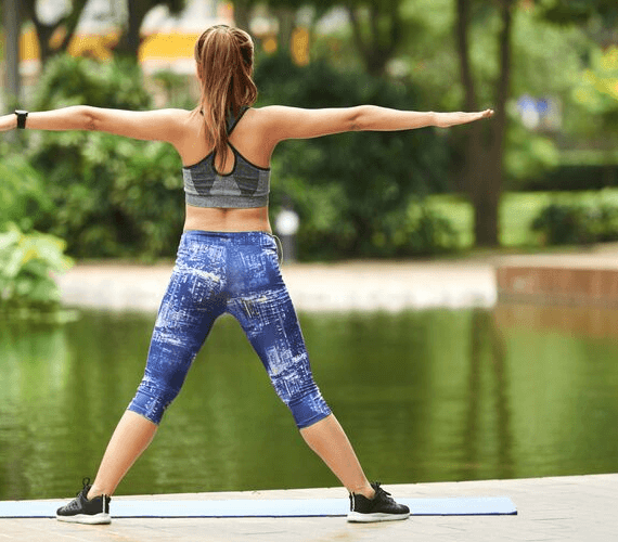joga dla aktywnych biegaczy