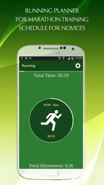 aplikacja do biegania - bieganie dla początkujących