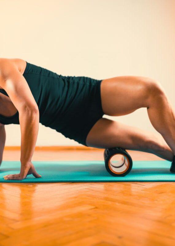 jak rolować mięśnie