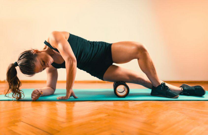 Jak rolować mięśnie – 9 prostych zasad prawidłowego rolowania
