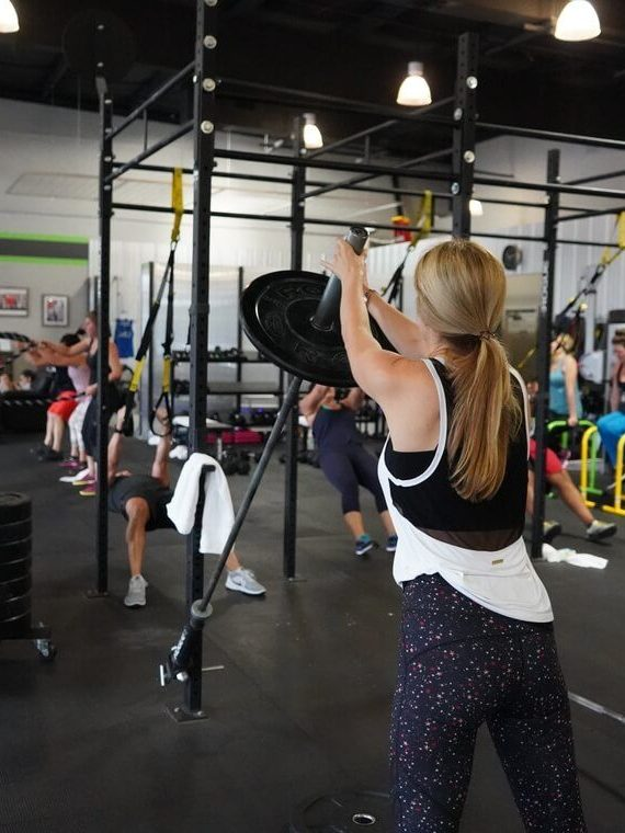 trening crossfit - blog sbiegacza