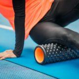 rolowanie nóg i mięśni