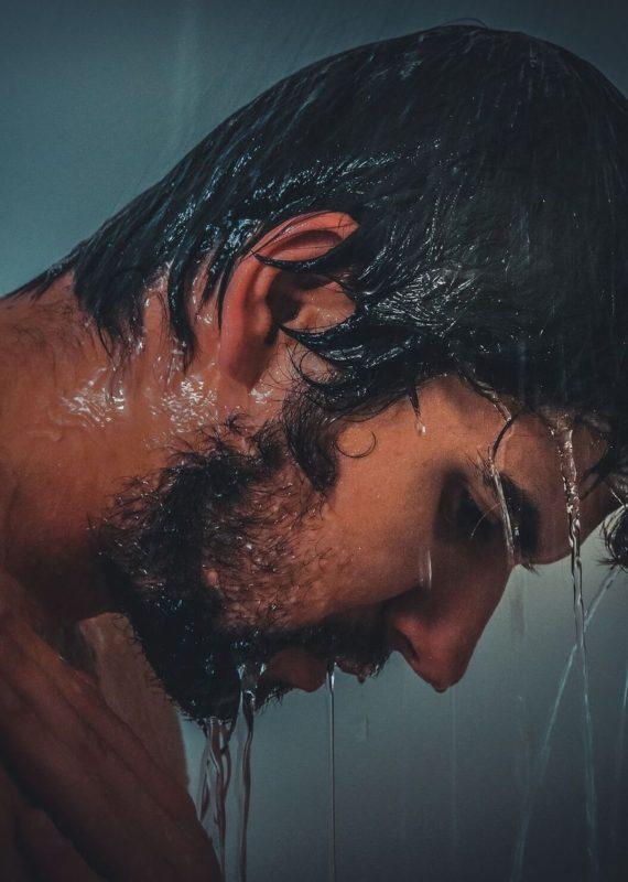 zimny prysznic po treningu
