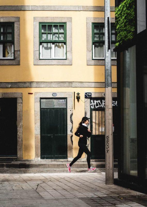 slow jogging zalety