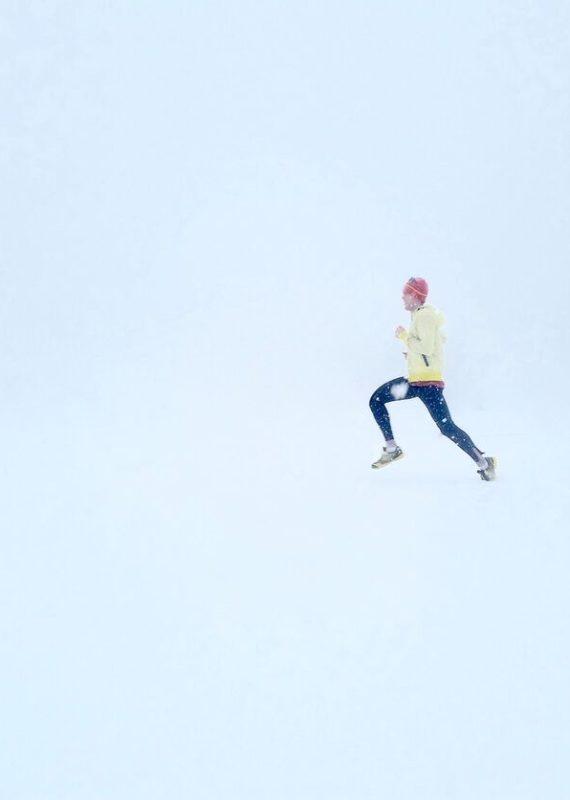 buty na zimę bieganie