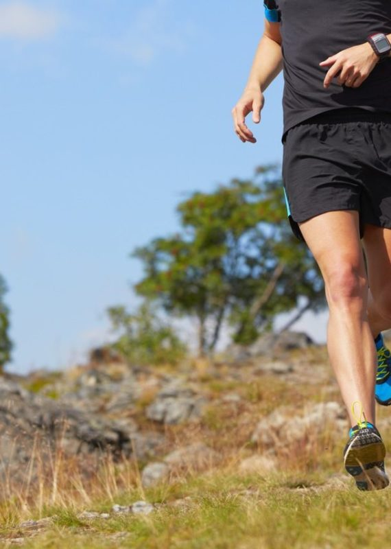 bieganie ze śródstopia