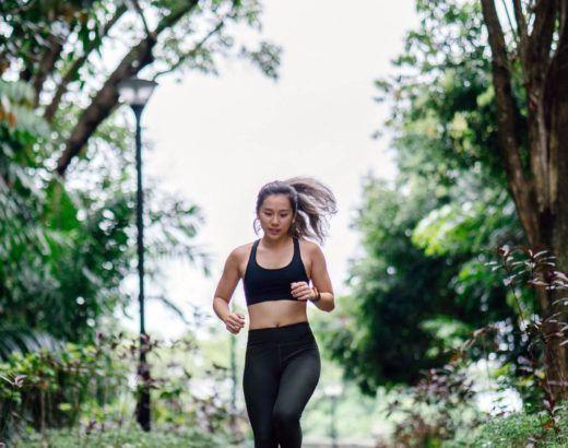 alergia a bieganie