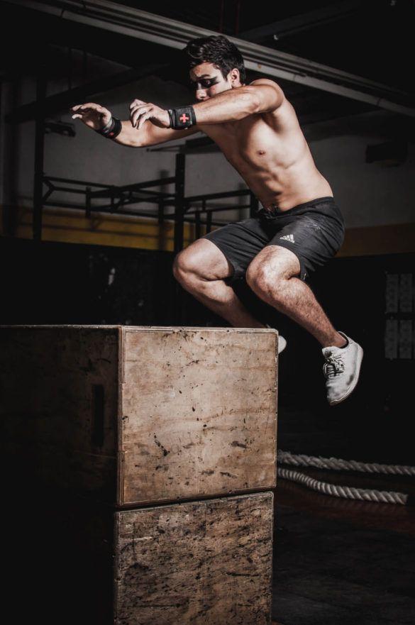 ćwiczenia plyometryczne dla biegaczy
