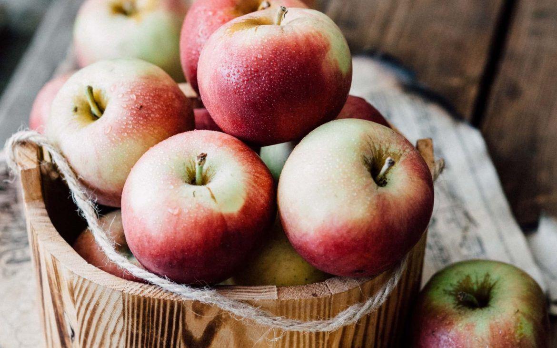 jabłka owoce dla sportowców
