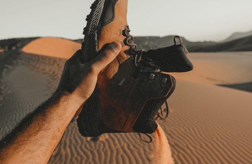 Jak dbać o buty trekkingowe?