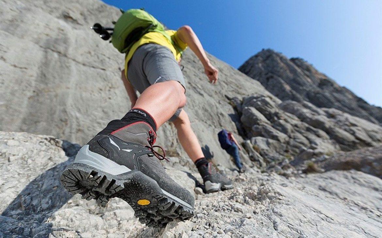 buty górskie salomon