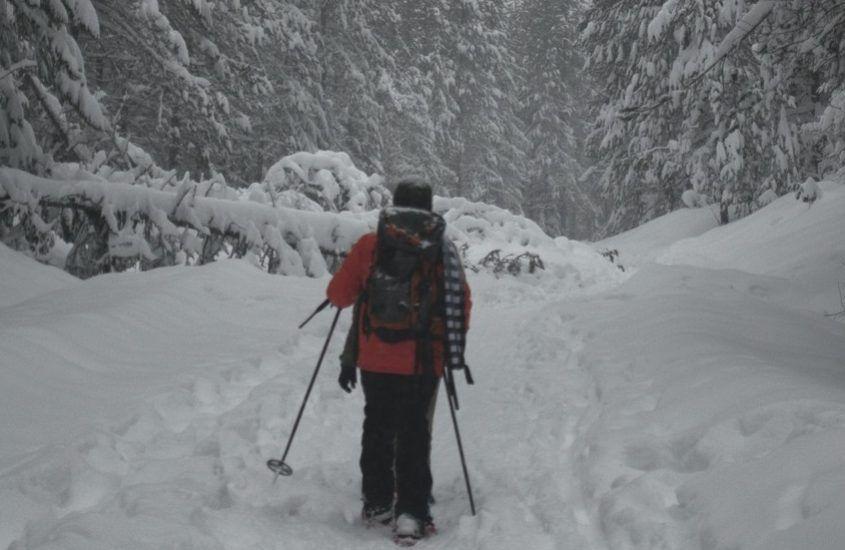 Góry zimą – buty na górskie wyprawy w śniegu