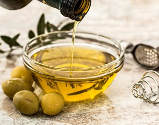 naturalny olej na zakwasy