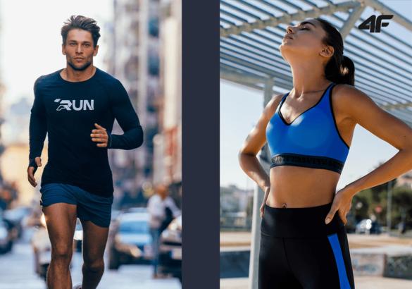 różne formy treningu biegowego