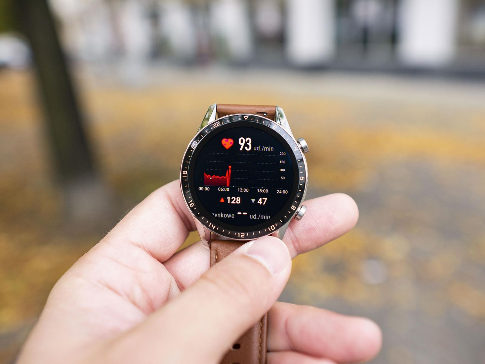Smartwatch do biegania Huawei Watch GT 2