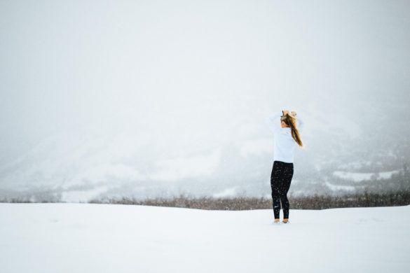 ćwiczenia w niskich temperaturach
