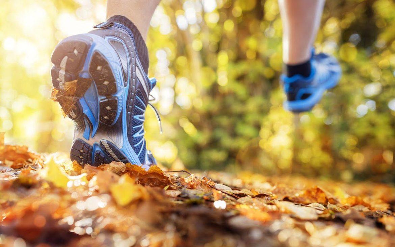 bieganie jesienią i zimą