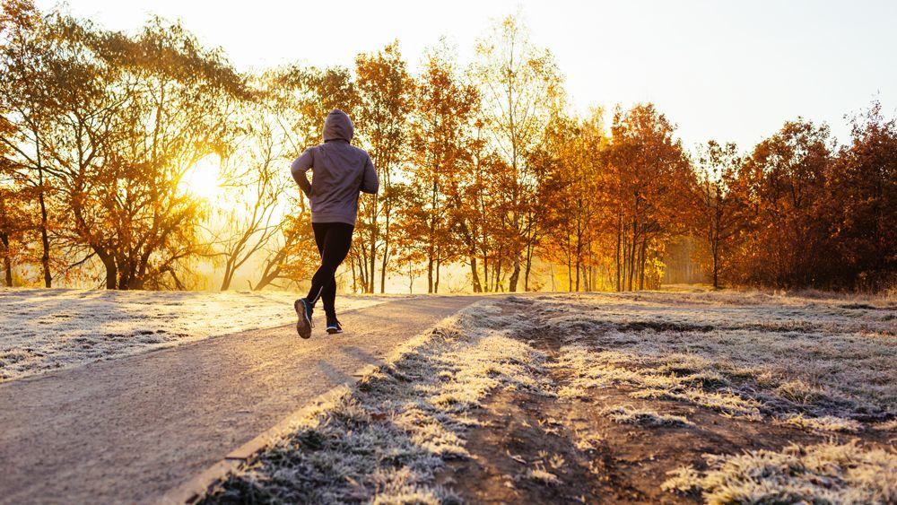 bieganie z rana na czczo