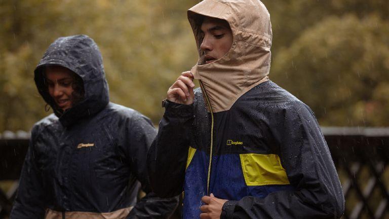 kurtka do biegania w deszczu