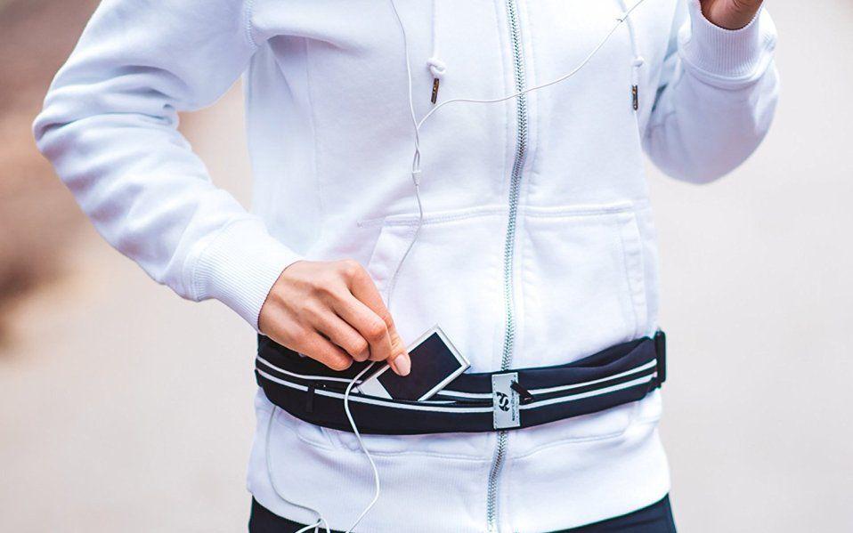 pasy biodrowe dla biegaczy