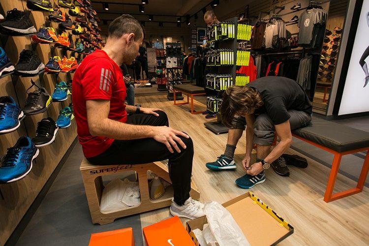 pierwsze buty do biegania