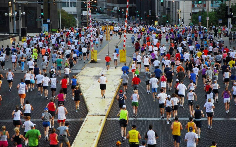 rekord świata w maratonie