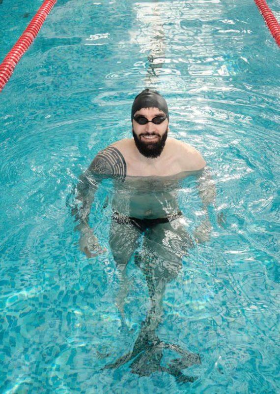 aqua jogging - biegacz w wodzie, trening uzupełniający