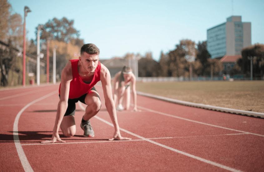 Jak biegać bez obciążania kolan?