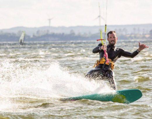 kitesurfing - sport dla każdego