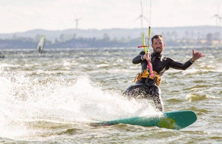Kitesurfing jako sport dla każdego