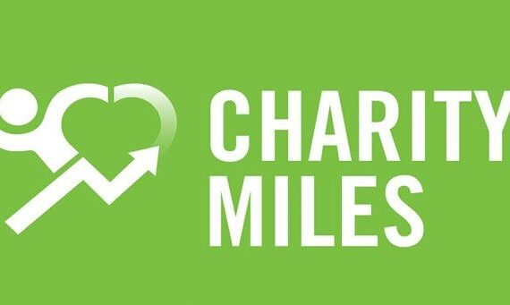 Charity Miles - logo of the running app