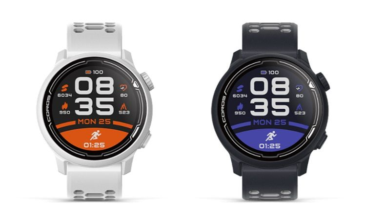 Design of Coros Pace 2 - watch for runners